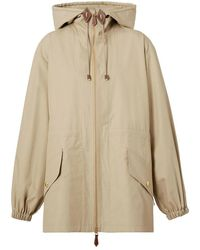 Burberry Coat - Naturel