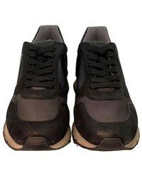 Voile Blanche Liam Race Sneakers - Schwarz