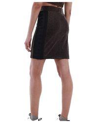 Kappa Miniskirt Marrón