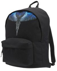 Marcelo Burlon Wings Backpack - Zwart