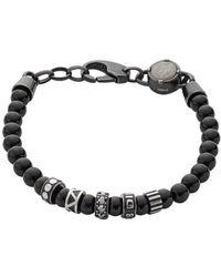 DIESEL Armband - Grijs