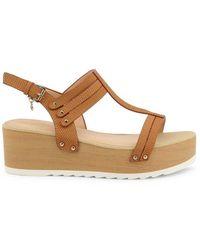 Roccobarocco Sandals rbsc 1yh 01 - Marrón