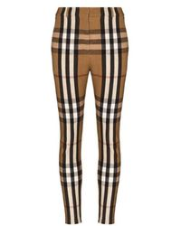 Burberry Trousers - Bruin