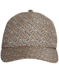 Burberry Cap - Naturel