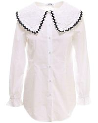 Vivetta Shirt - Wit