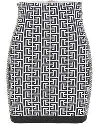Balmain Skirt - Zwart
