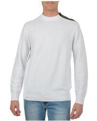 Emporio Armani Sweater - Wit