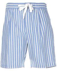 PT Torino Shorts - Blauw