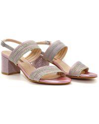 Albano Sandals - Roze