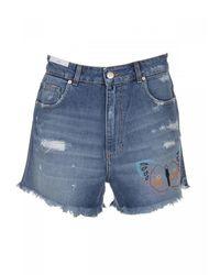 PT Torino Shorts Bjblz8Xden - Bleu