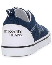 Trussardi Sneakers - 77A00133 Azul