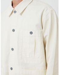 Nigel Cabourn Jacket Blanco