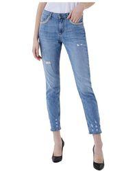 Liu Jo - Kostbare Jeans Ua1028 D3105 - Lyst