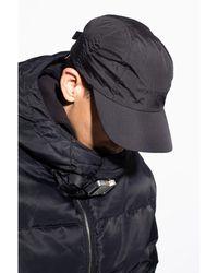 1017 ALYX 9SM Baseball cap with logo Negro
