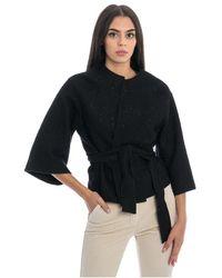Seventy Jacket - Zwart