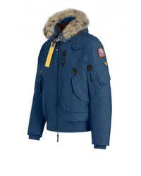 Parajumpers - Gobi Jacket Azul - Lyst