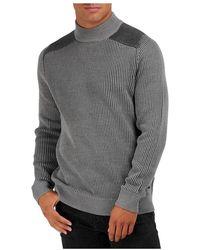 BOSS Orange Kalipa knitwear - Gris