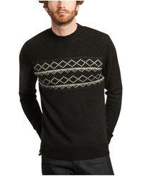 Faguo Vercors Sweater - Zwart