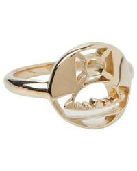 Vivienne Westwood Small Ring - Orange