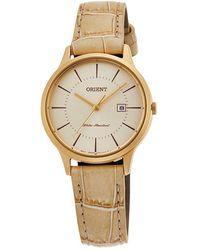 Orient Watch Rf-Qa0003G10B - Gelb