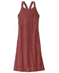 Patagonia Dress - Rood