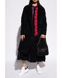 DIESEL Skirt with stitching - Noir