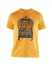 Fjallraven Känken T-Shirt - Arancione