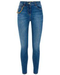 Elisabetta Franchi - Jeans - Lyst
