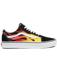 Vans Sneakers - Zwart