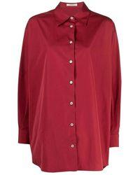 The Row Shirt - Rood