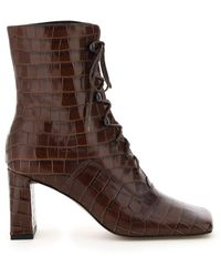 BY FAR Boots - Braun