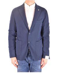L.B.M. 1911 Jacket - Blauw
