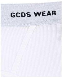 Gcds Underwear Blanco