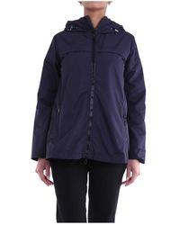 New Balance D5030102s0012520 Jacket - Blauw