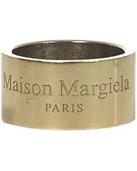 Maison Margiela Bijoux Ring - Geel