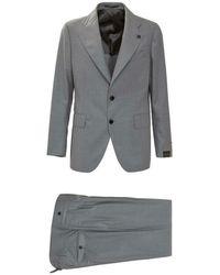 Gabriele Pasini Philosophy Suit - Grijs