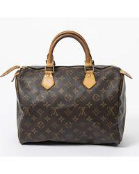 Louis Vuitton Speedy - Marrone