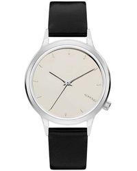 Komono Watch - Nero