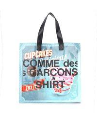 Comme des Garçons Shopping Bag Cupcakes - Blauw