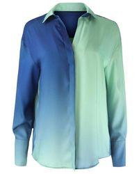 Sportmax Shirt - Blauw
