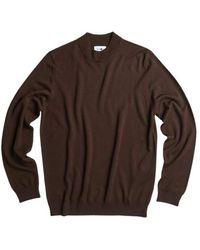NN07 Sweater - Bruin