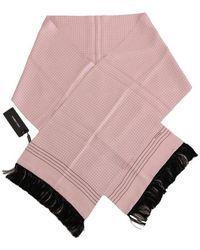 Dolce & Gabbana - Polka Dot Sjaal - Lyst