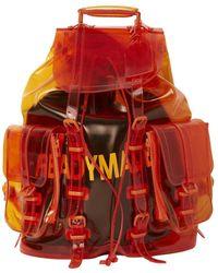 READYMADE Pvc Field Pack - Oranje