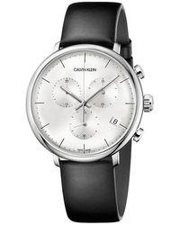 Calvin Klein Watch k8m271c6 - Noir