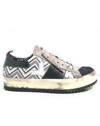 YAB Scarpe Sneaker U17ya02 - Grijs