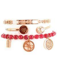 Guess Bracelet - Roze