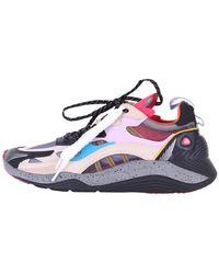Alexander McQueen 598104r2685 Sneakers - Zwart
