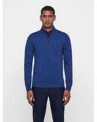 J.Lindeberg Sweater Kian Azul