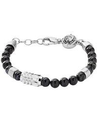 DIESEL Time Frames Dx0847 Armband - Zwart