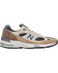 New Balance Shoes M991sbn - Meerkleurig